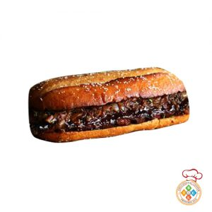 BBQ Ribs Sandwich 5″and Chips